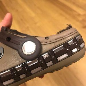 CROCS Shoes - Star Wars Boys Chewbacca Crocs size 6c7